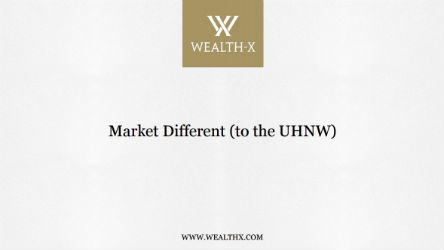Market Different (to the UHNW)