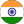 Flag Icon of India